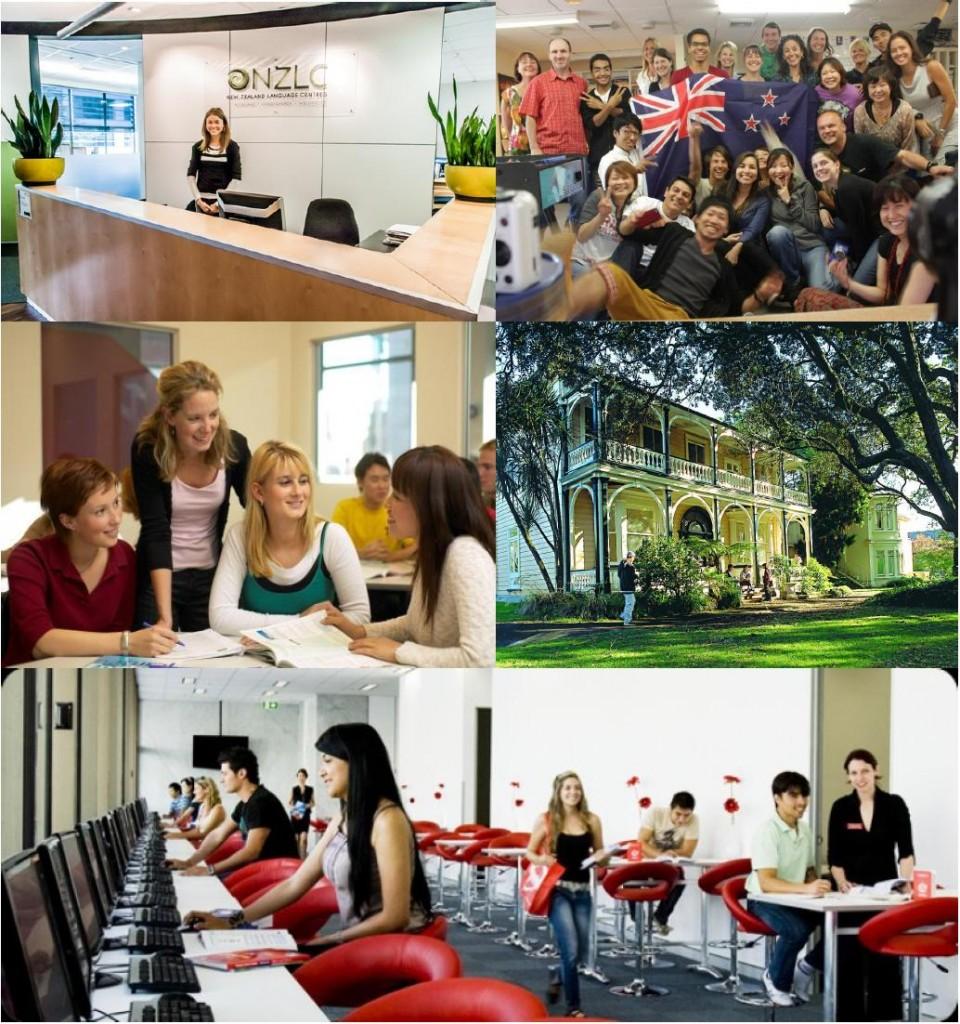 cours d'anglais en Australie