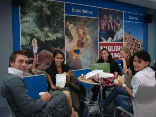 cours d'anglais a sydney
