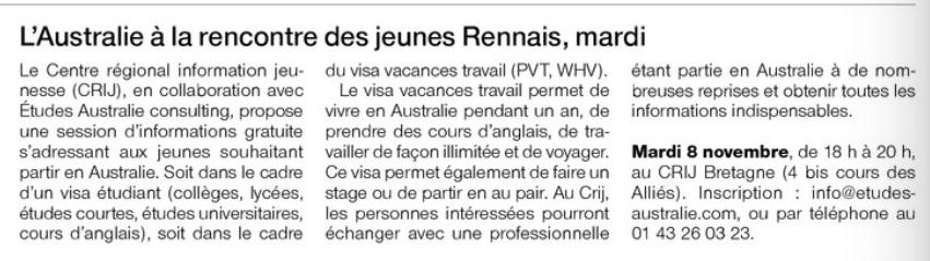 ouest-france-lundi-7-novembre-2016