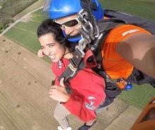 saut parachute petit